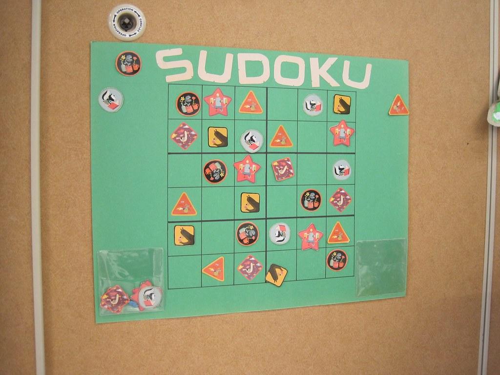 Sudoku Pour Enfants À Saint-Michel   Bibliothèques De serapportantà Sudoku Pour Enfant