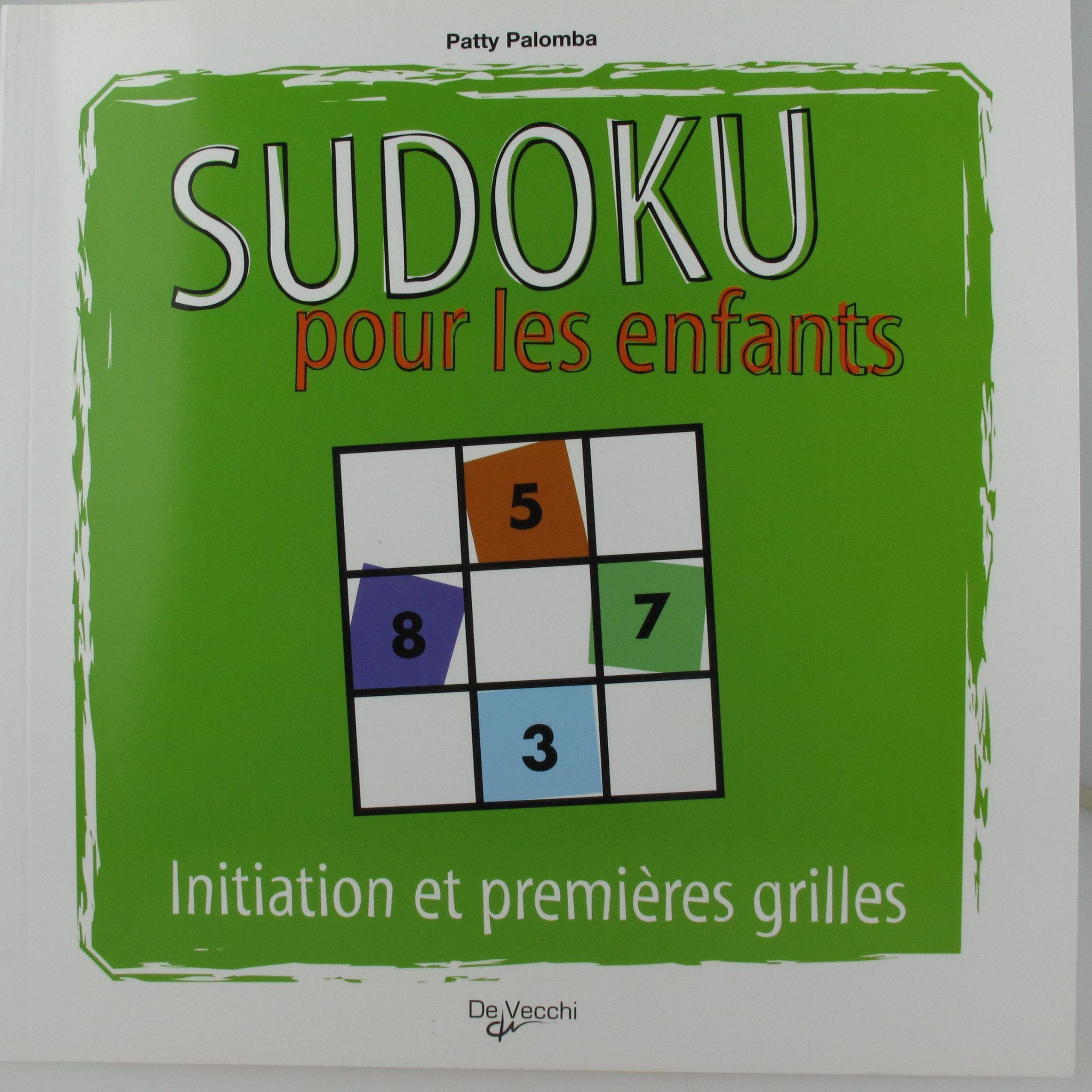 Sudoku Pour Enfants intérieur Sudoku Pour Enfant