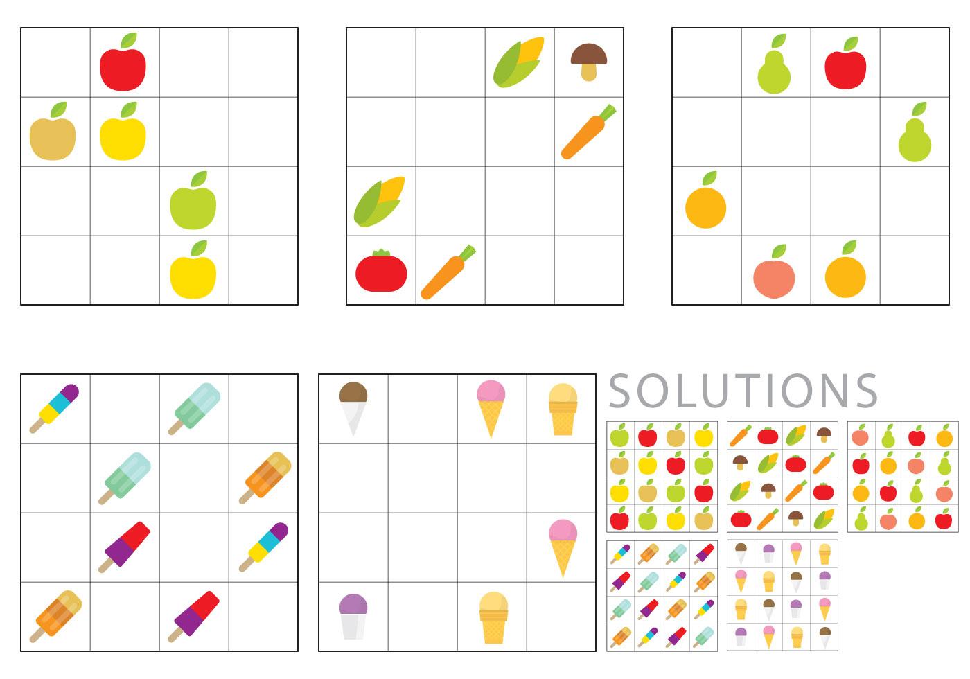 Sudoku Pour Les Enfants - Telecharger Vectoriel Gratuit avec Sudoku Gratuit Enfant