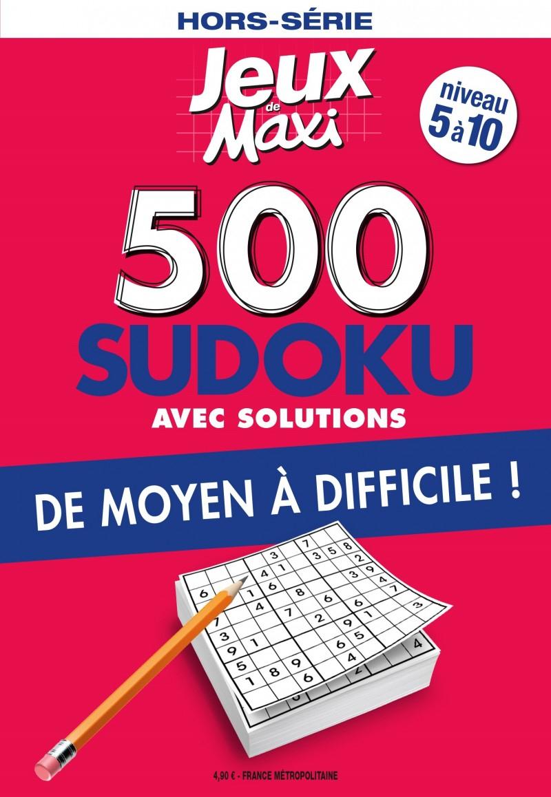 Sudoku - Sudokus Moyens avec Sudoku Maternelle À Imprimer