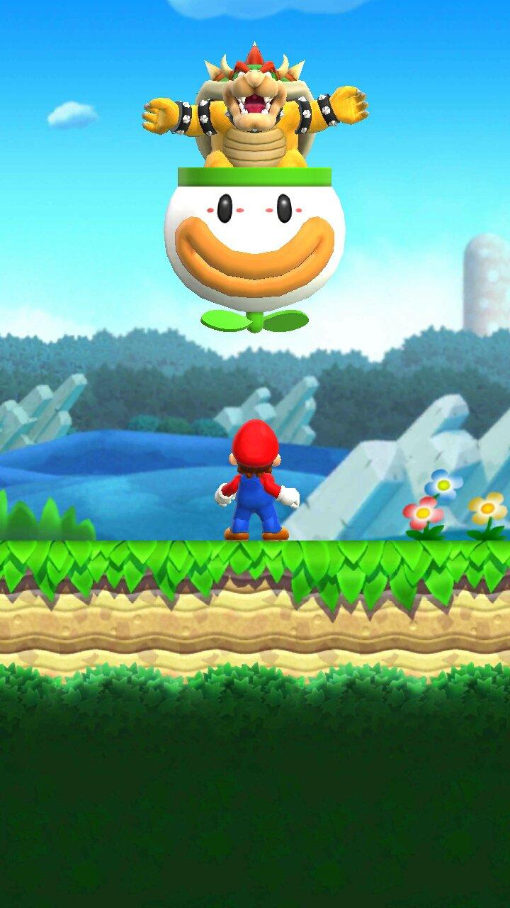 Super Mario Run 3.0.17 - Télécharger Pour Android Apk dedans Jeux De Piece Gratuit