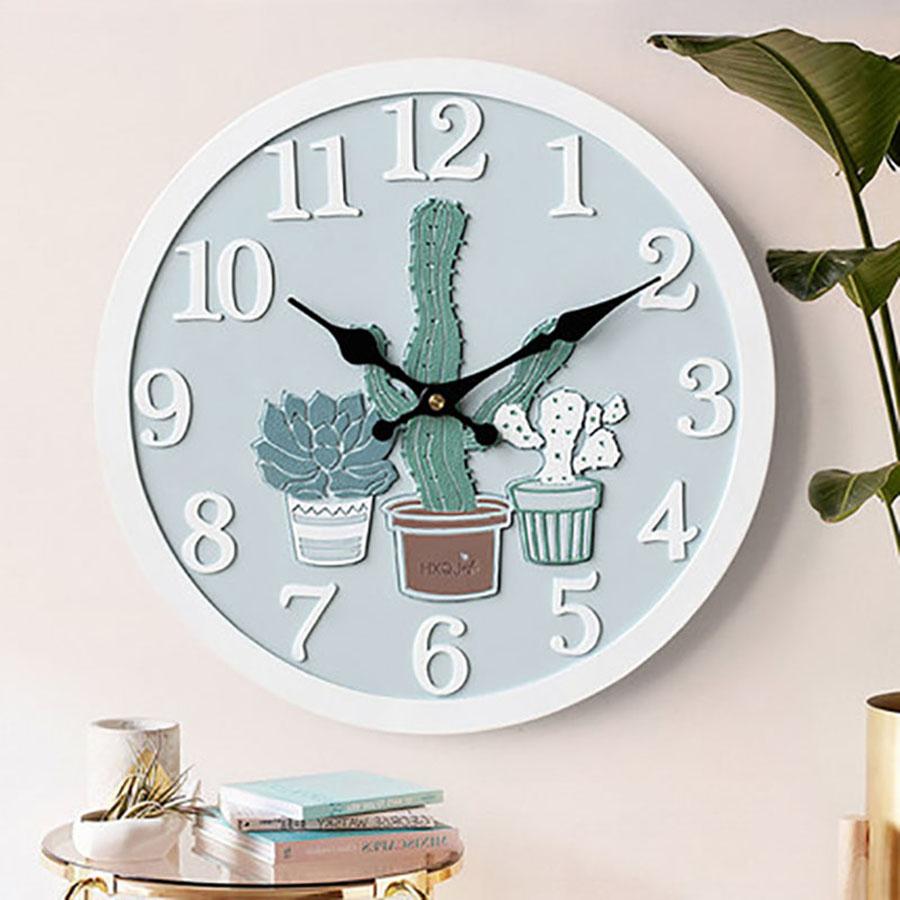 Super Promo #5A7A2 - Horloge Murale Design Dessin Animé serapportantà Dessin D Horloge