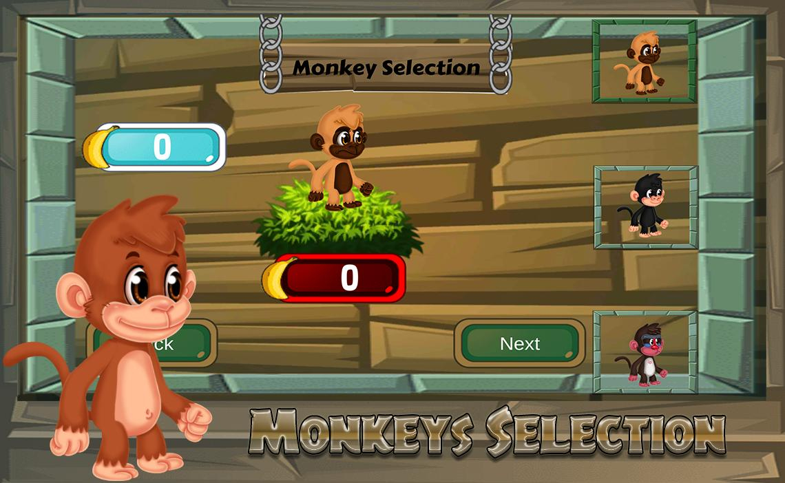 Super Singe Banane Monde Ouvert Bloons Gorille Sim Pour avec Jeux De Gorille Gratuit