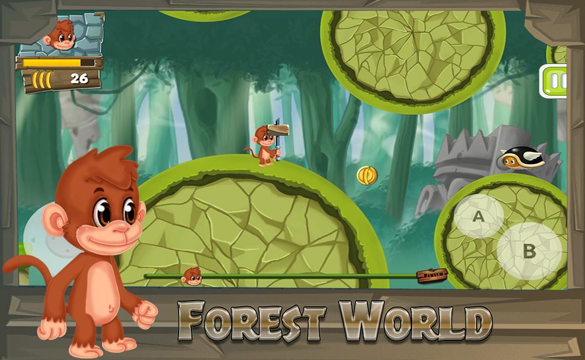 Super Singe Banane Monde Ouvert Bloons Gorille Sim Pour destiné Jeux De Gorille Gratuit