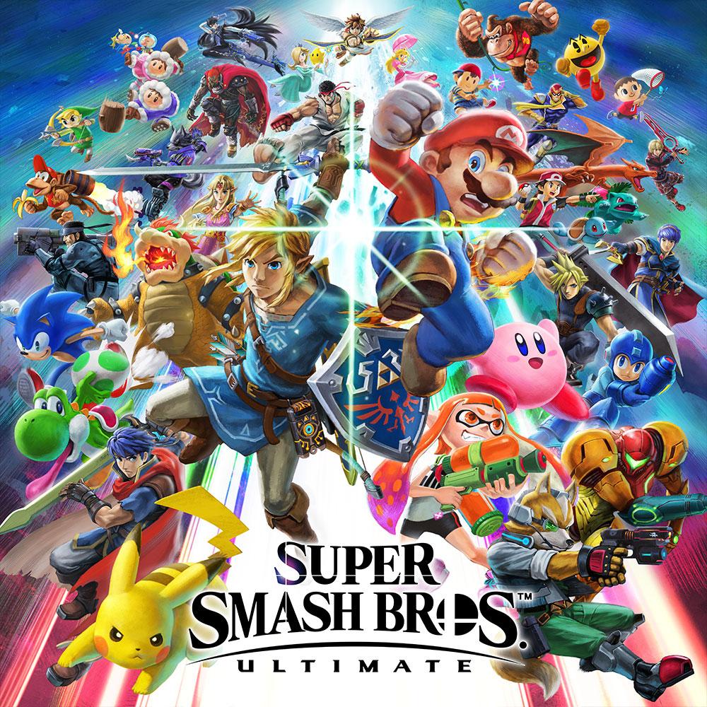 Super Smash Bros Ultimate - Comment Améliorer Sa Puissance pour Jeu Puissance 4 En Ligne