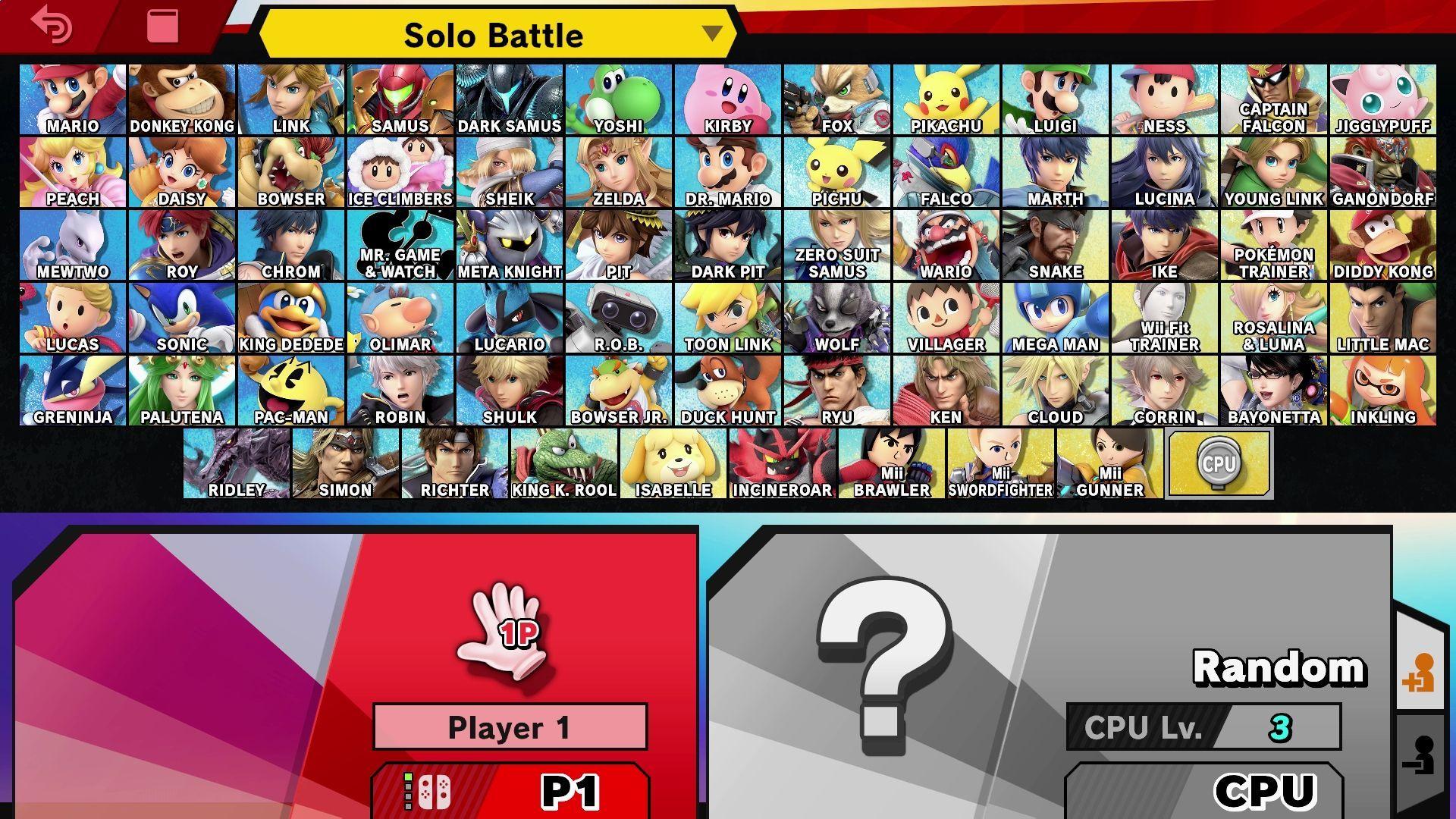 Super Smash Bros. Ultimate : Notre Test Sur Nintendo Switch tout Jeu De Difference Gratuit