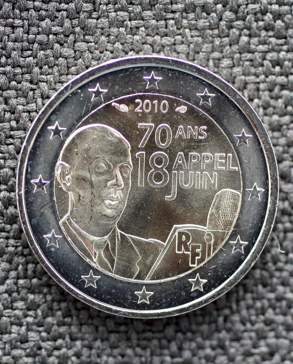 Surveillez Vos Pièces De 2 Euros : Certaines Sont Fausses, D intérieur Fausses Pieces Euros