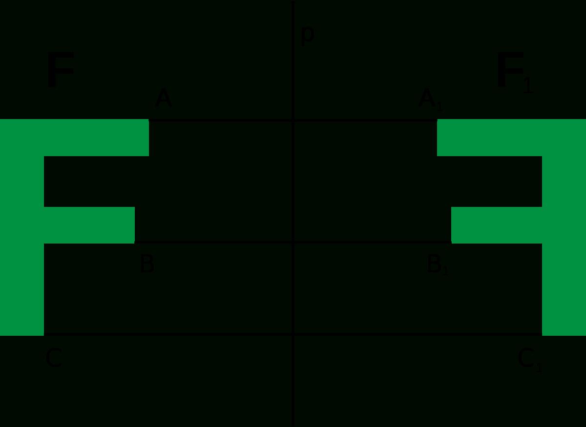 Symétrie Axiale — Wikipédia destiné Symetrie Axial