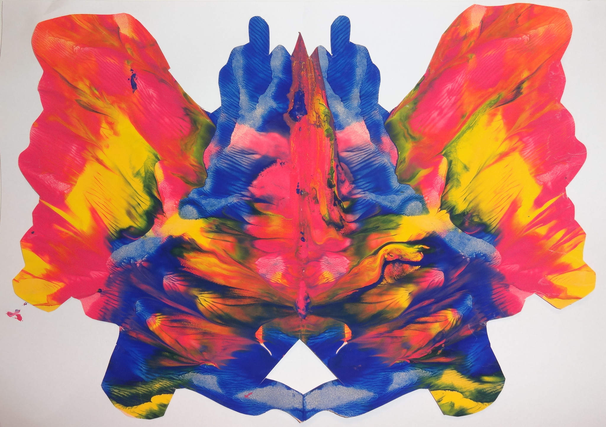 Symétrie Et Arts Plastiques - L' Ulis Blog à Arts Visuels Symétrie