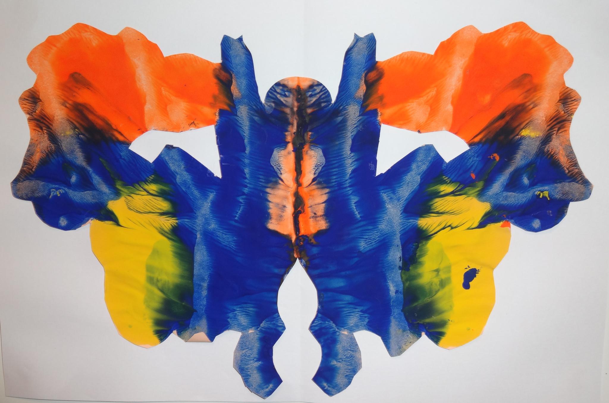 Symétrie Et Arts Plastiques - L' Ulis Blog encequiconcerne Arts Visuels Symétrie