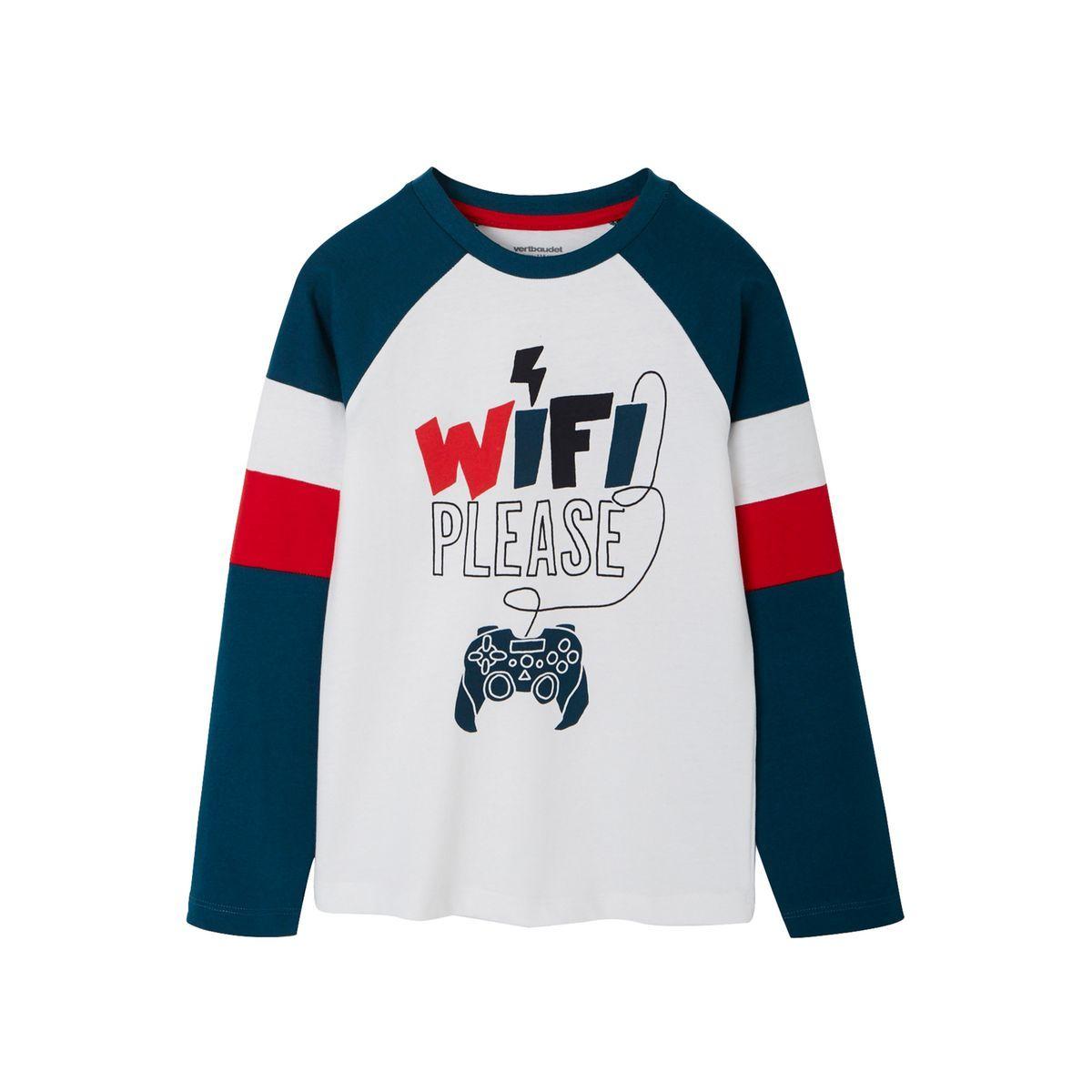 T-Shirt Garçon Motif Jeux Vidéo - Taille : 2 Ans;4 Ans | T Shirt destiné Jeux De Grand Garçon