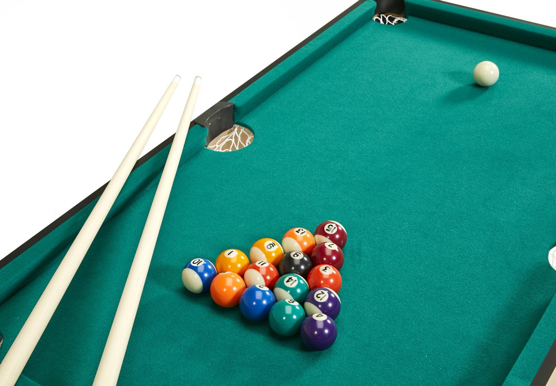 Table De Jeux 10 En 1 - Baby Foot - Billard - Ping Pong destiné Jeux De Biyare