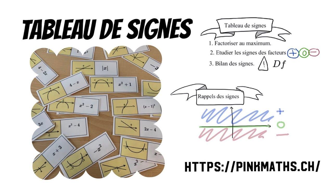 Tableau De Signes Et Domino intérieur Dominos À Imprimer