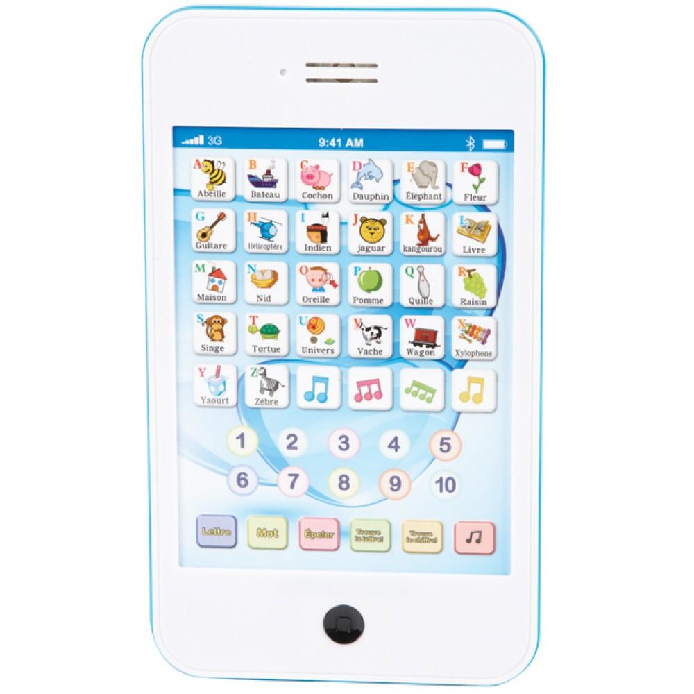Tablette Éducative Enfant intérieur Jeux Educatif 5 6 Ans