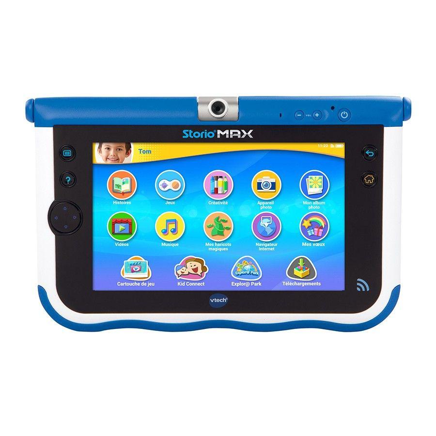 Tablette Storio Max Vtech : Avis Et Comparateur De Prix à Tablette Enfant Fille