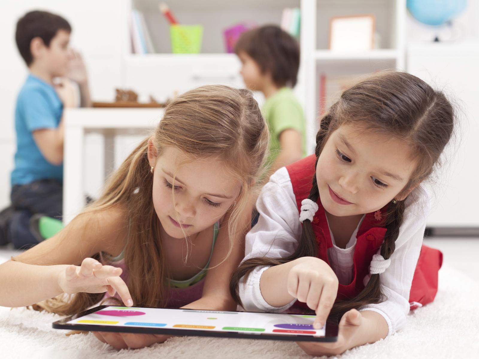 Tablettes Tactiles Pour Enfants | Parents.fr à Tablette Enfant Fille