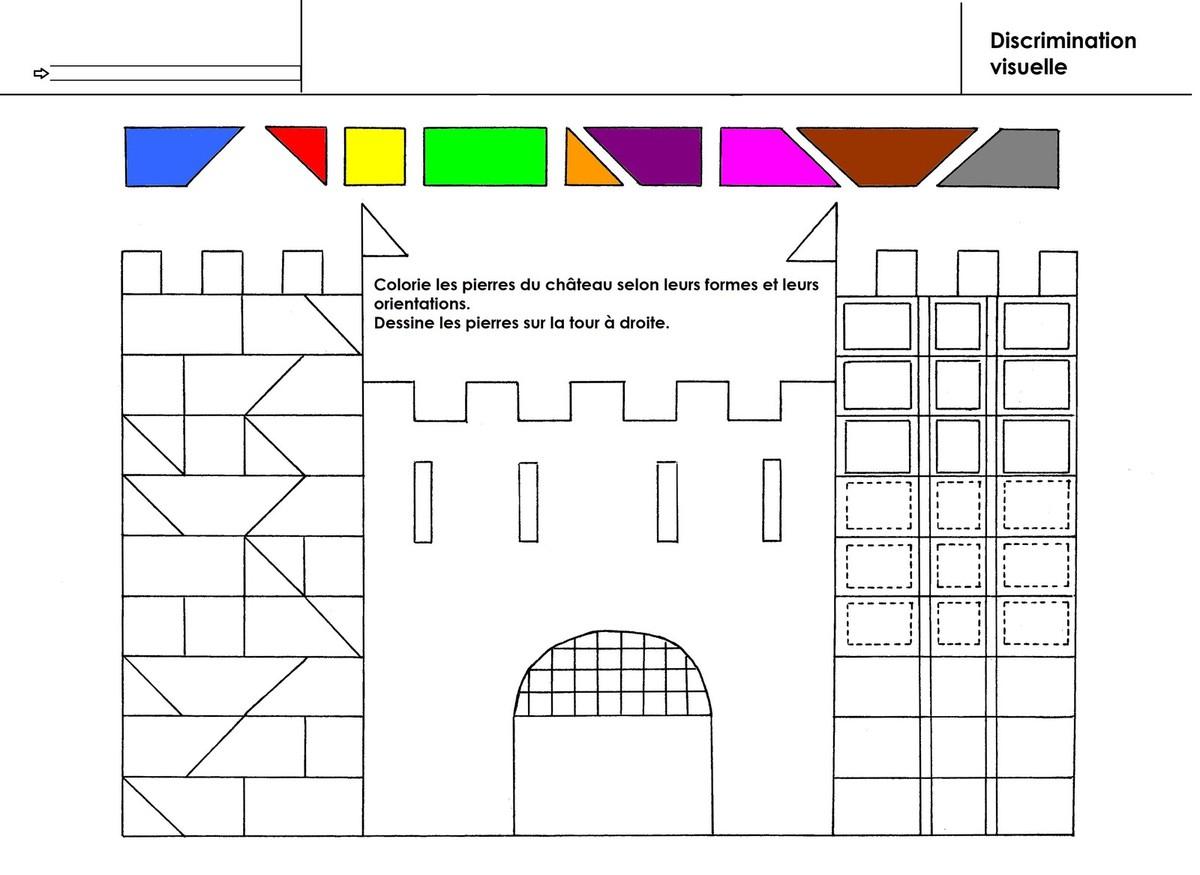 Tangram, Atelier 3 - École Maternelle Gellow encequiconcerne Tangram Moyenne Section
