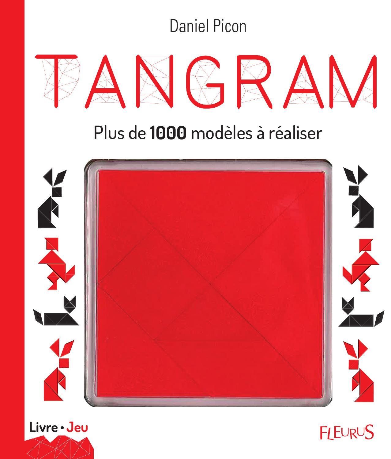 Tangram By Fleurus Editions - Issuu encequiconcerne Tangram Modèles Et Solutions
