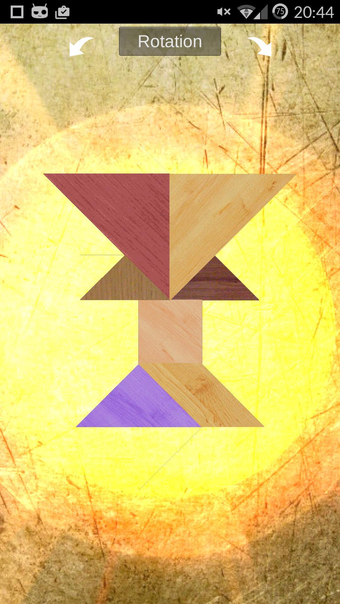 Tangram Gratuit For Android - Apk Download à Jeux De Tangram Gratuit