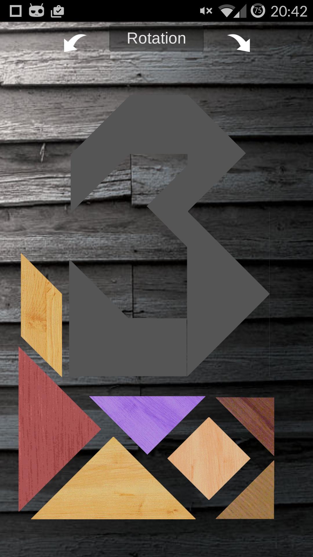 Tangram Gratuit For Android - Apk Download destiné Jeux De Tangram Gratuit