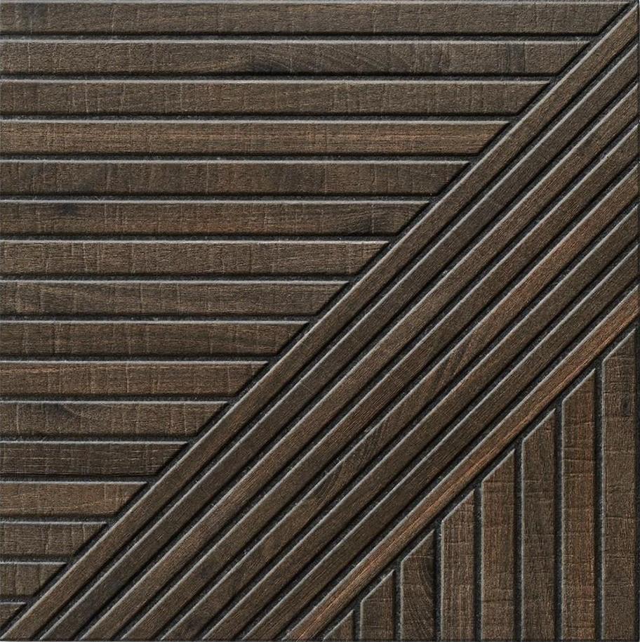 Tangram Wood Walnut 44.2X44.2 *a - Collection Realonda By avec Tangram En Ligne