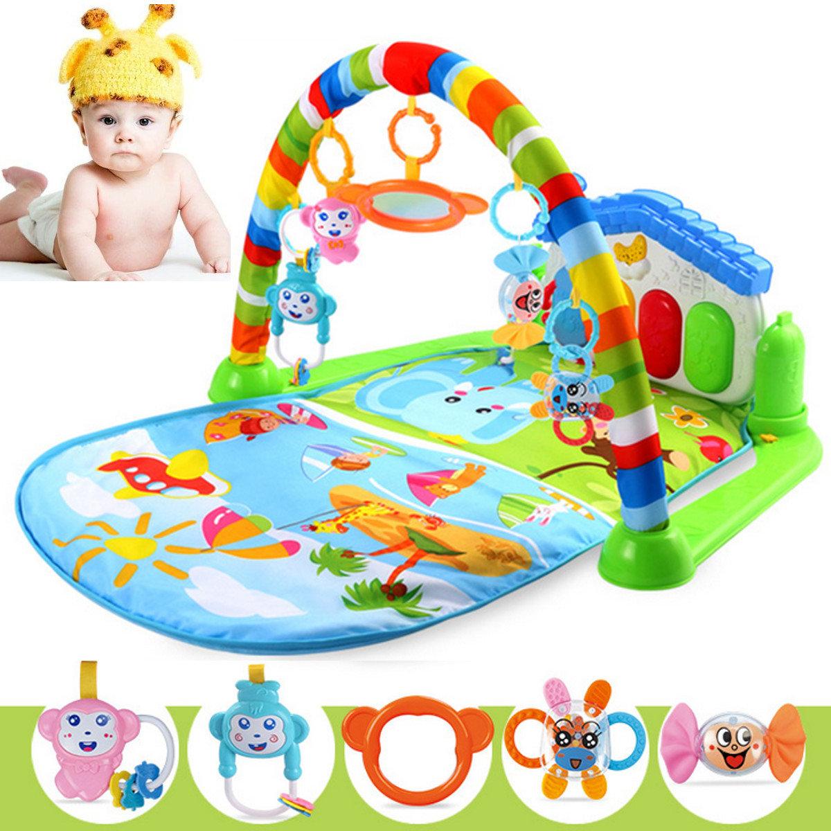 Tapis De Jeu Multifonction Pour Bébé 3 En 1 destiné Jeux Gratuit Pour Bebe