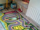 Tapis Enfant Circuit De Voiture - 130 X 200 Cm | Tapis De destiné Les Jeux Des Garçons De Voiture