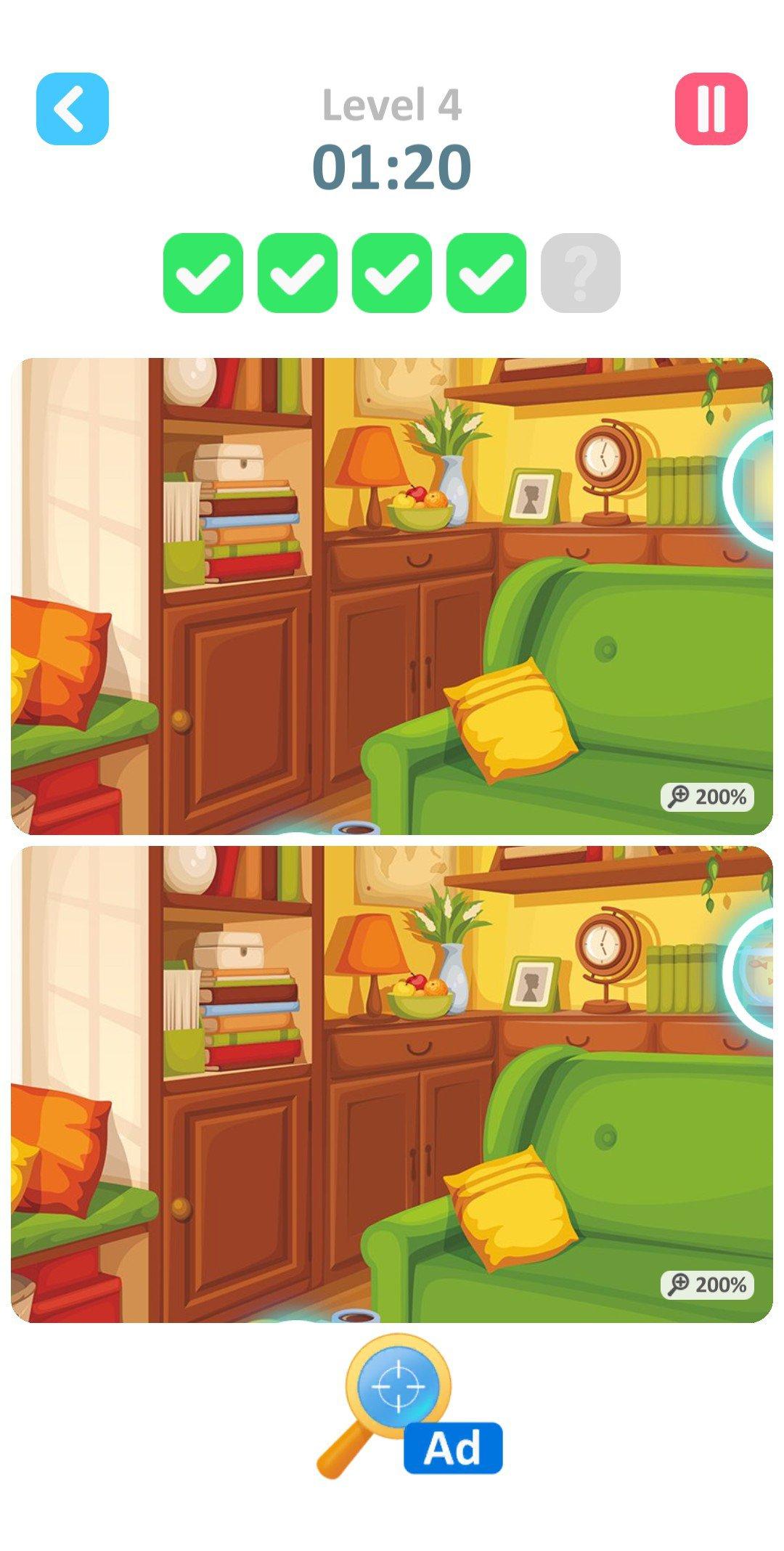 Taptap Differences 2.5.0 - Télécharger Pour Android Apk tout Jeux Des 7 Différences Gratuit