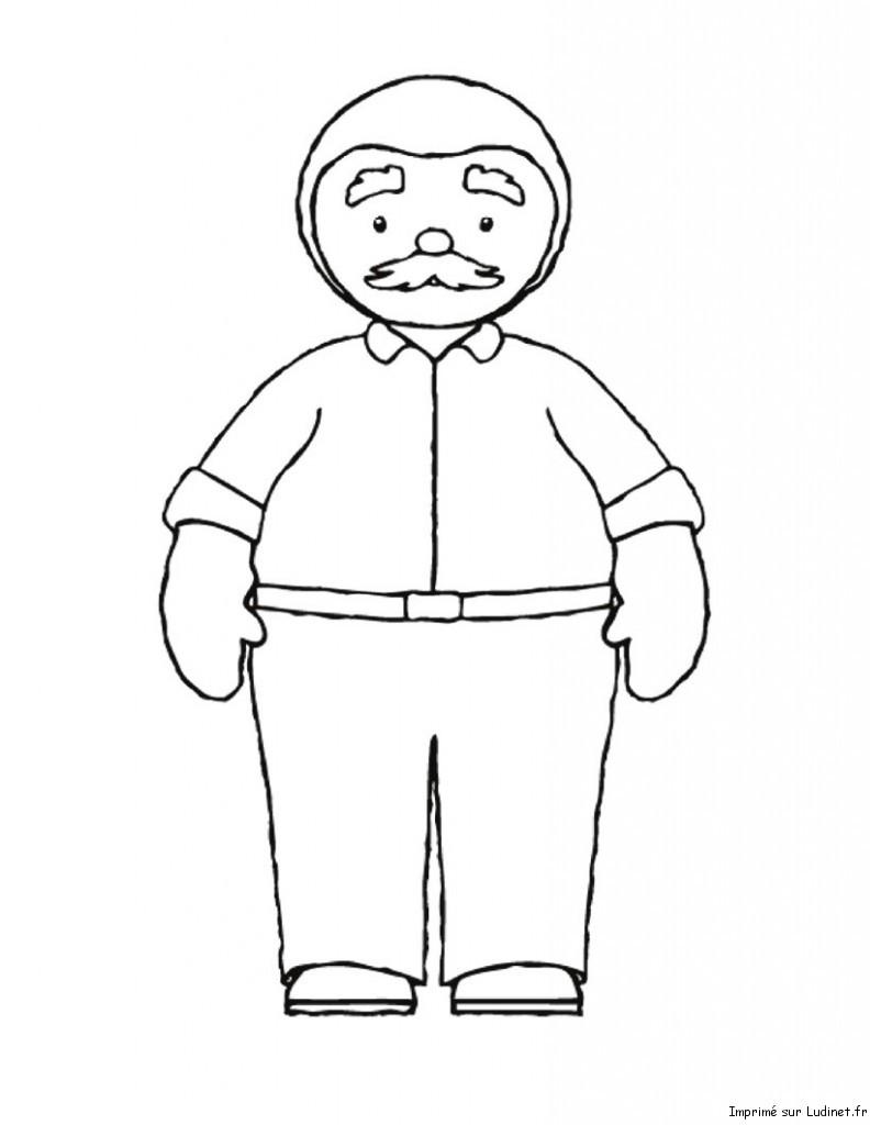T'choupi Et Doudou #54 (Dessins Animés) – Coloriages À Imprimer avec Coloriage De Tchoupi Et Doudou