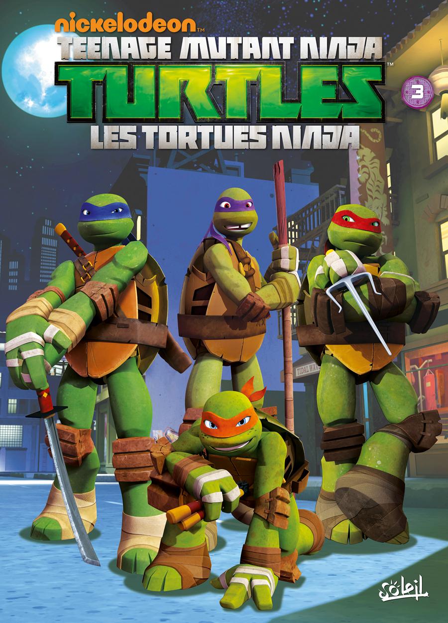 Teenage Mutant Ninja Turtles - Les Tortues Ninja 03 - Robots pour Dessin De Tortue Ninja