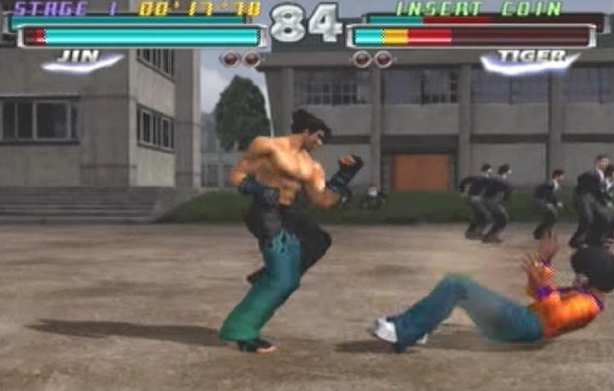 Tekken Tag Tournament - Télécharger Pour Pc Gratuitement pour Site Pour Telecharger Des Jeux Pc Complet Gratuit