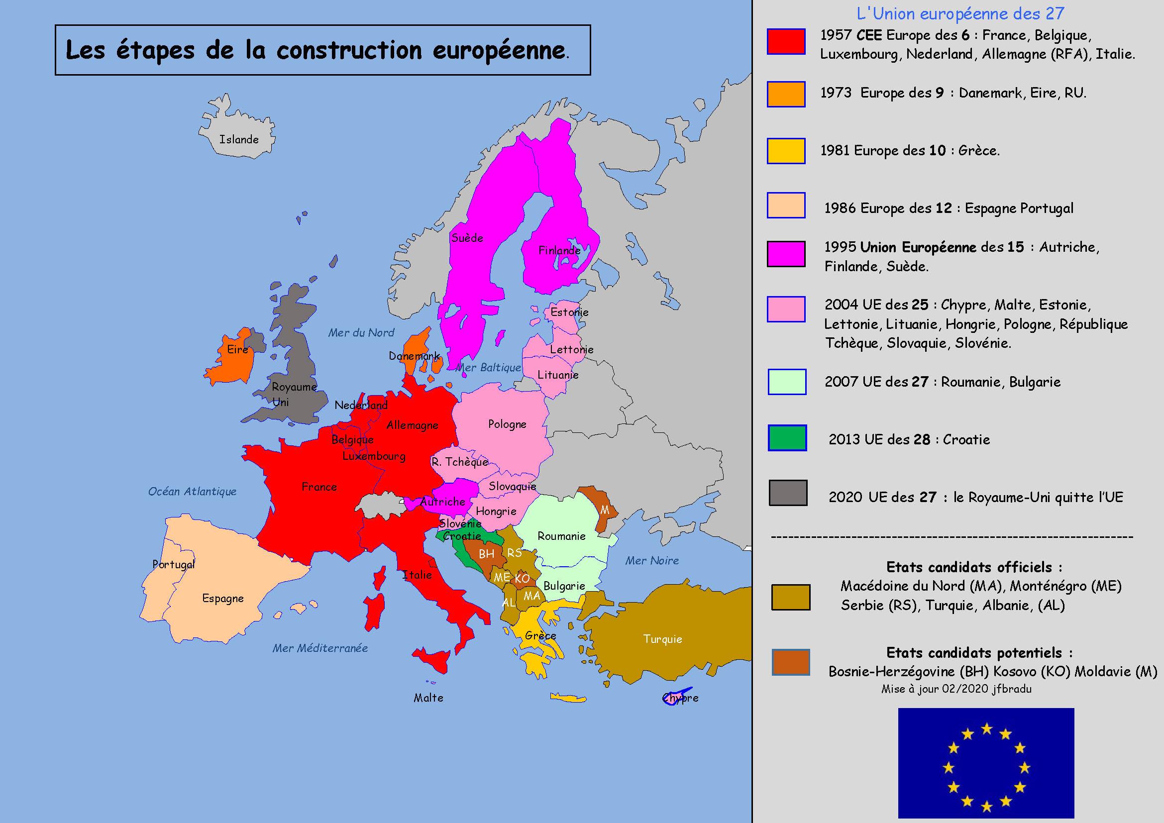 Téléchargement Fonds De Cartes Europe encequiconcerne La Carte De L Union Européenne