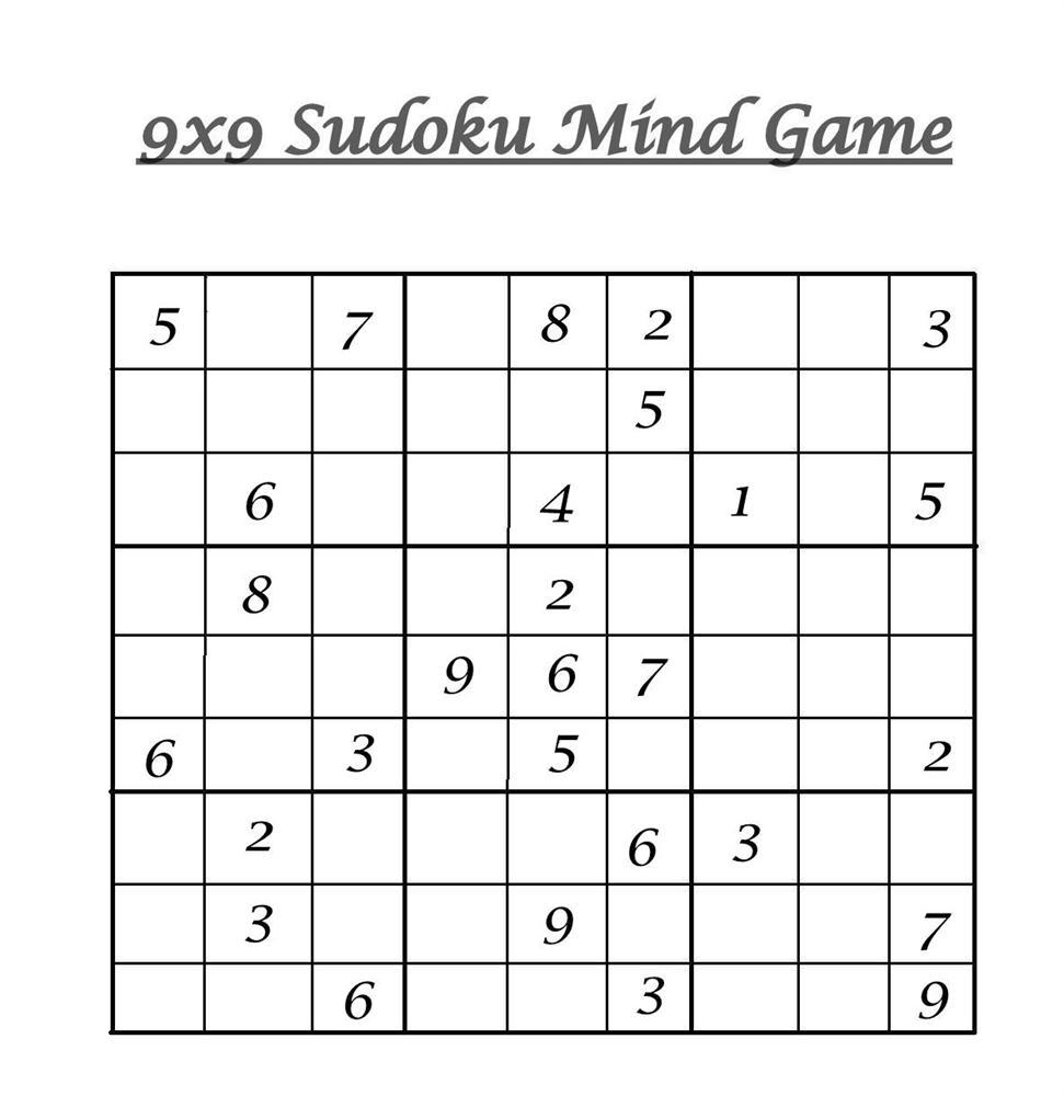 Telecharger Des Puzzles De Sudoku Pdf Avec Des Solutions encequiconcerne Sudoku Maternelle À Imprimer