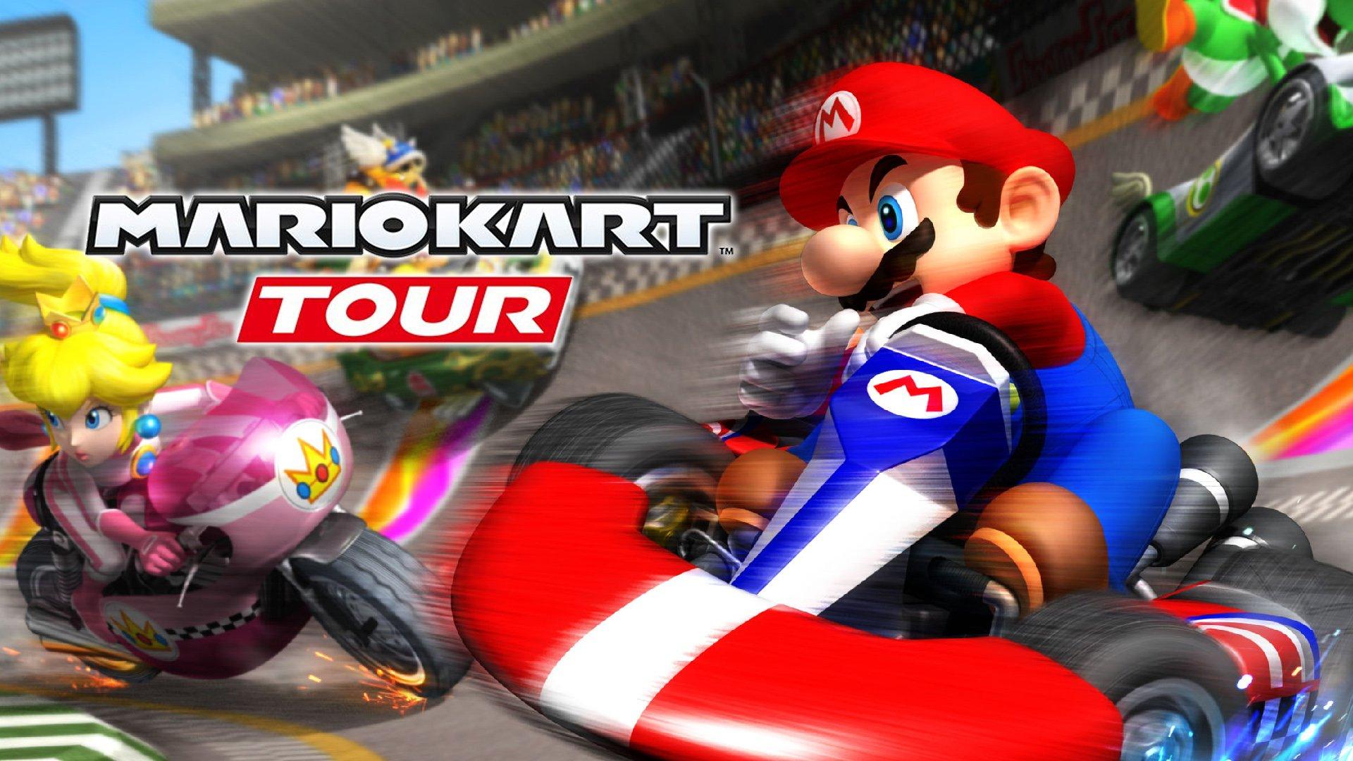 Télécharger Et Installer Mario Kart Tour Sur Android Est à Jeux Gratuit Sur Tablette Sans Telechargement