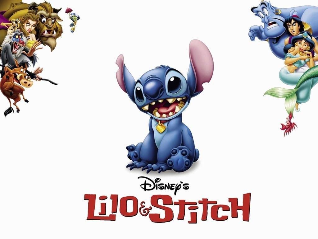 Télécharger Fonds D'écran Lilo Et Stitch Gratuitement pour Lilo Et Stitch Dessin Animé