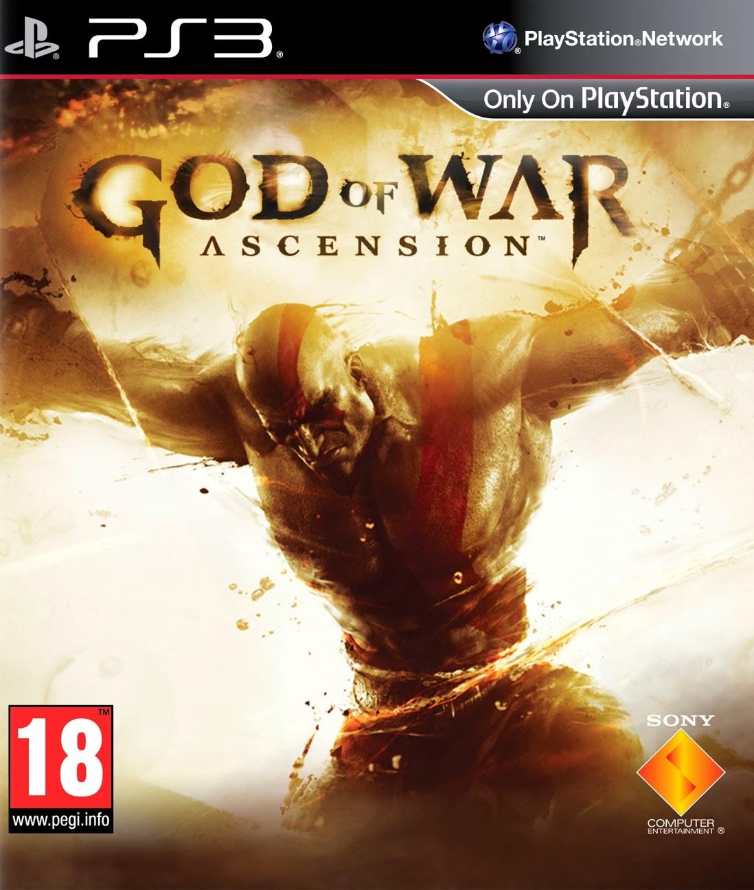 Telecharger Jeux Gratuit: Télécharger God Of War : Ascension dedans Jeux Gratuit 3 Ans