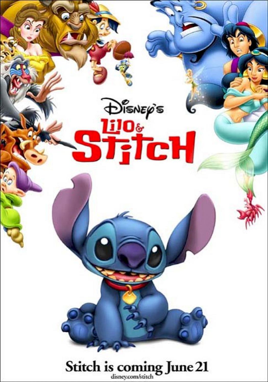 Télécharger Lilo & Stitch 2002 720P Bluray [Yts] En Torrent serapportantà Lilo Et Stitch Dessin Animé