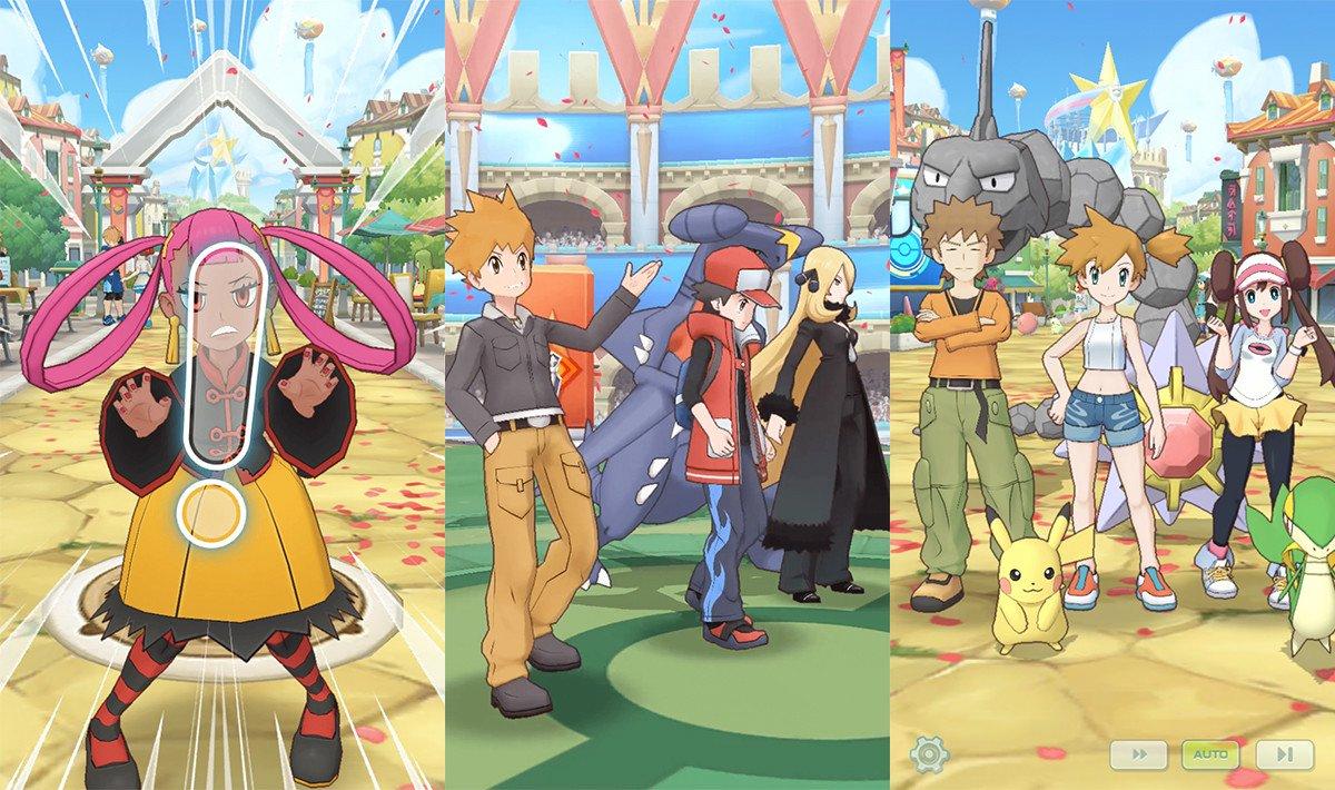 Téléchargez Pokémon Masters : Le Jeu Est Disponible Sur concernant Jeux Gratuit Sur Tablette Sans Telechargement