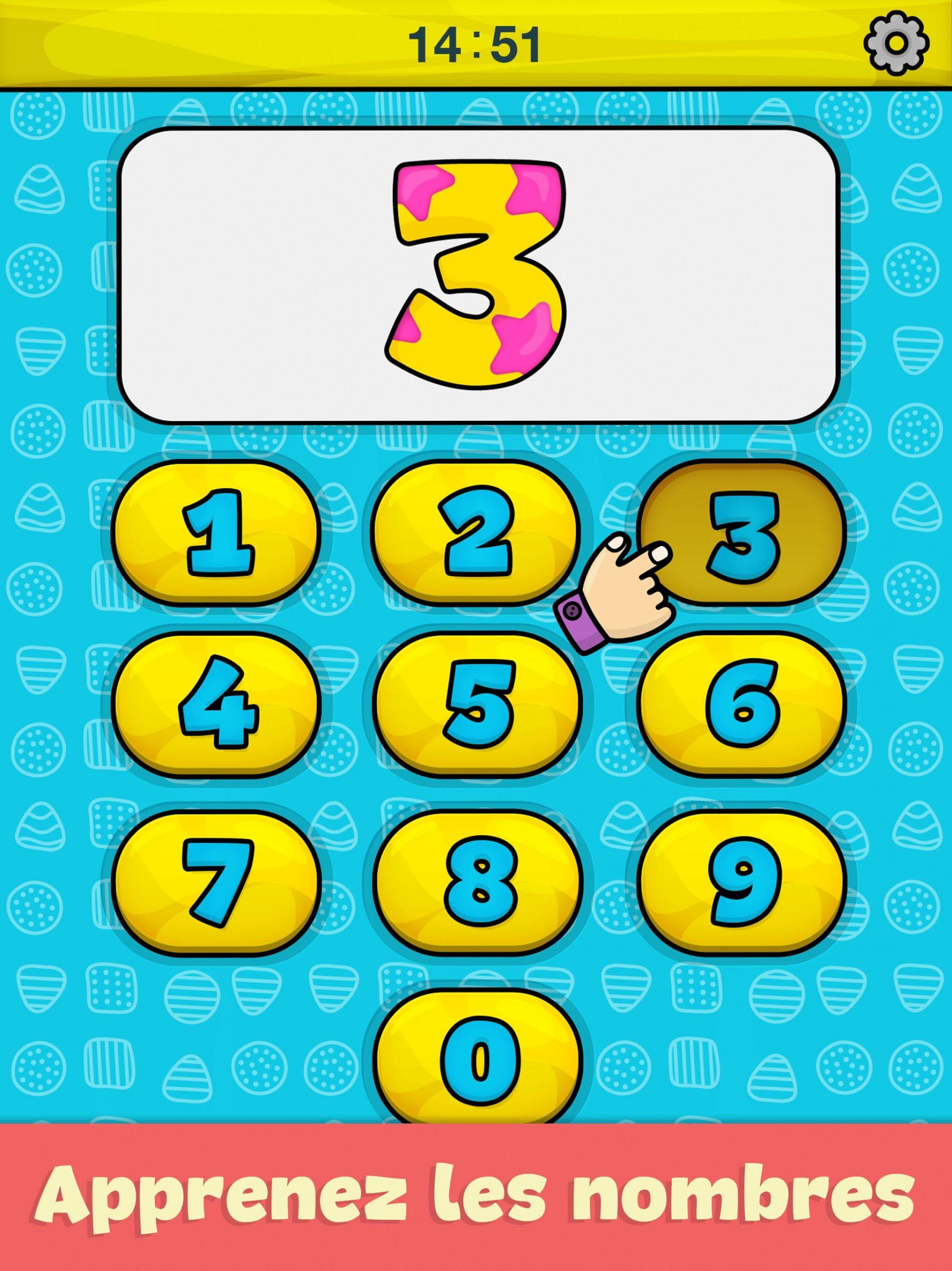 Téléphone Bébé – Jeu Éducatif Pour Enfant Pour Android à Jeux Educatif Gratuit Pour Fille De 5 Ans