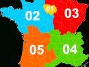 Telephone Numbers In France - Wikipedia tout Numéro Des Départements