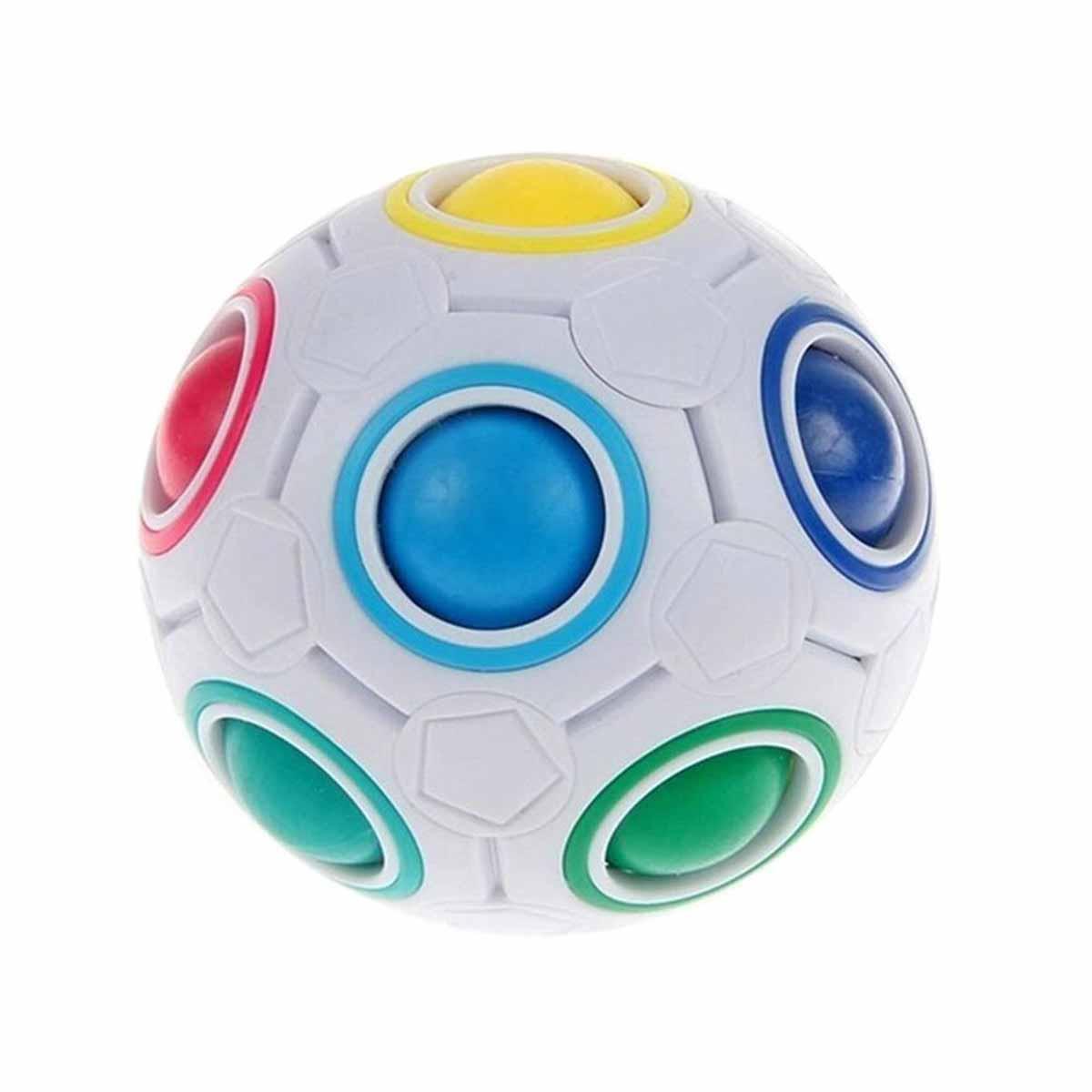 Test : Balle Anti-Stress, Magique Éducatifs Jouets De Puzzle concernant Jeux De Anti Stress