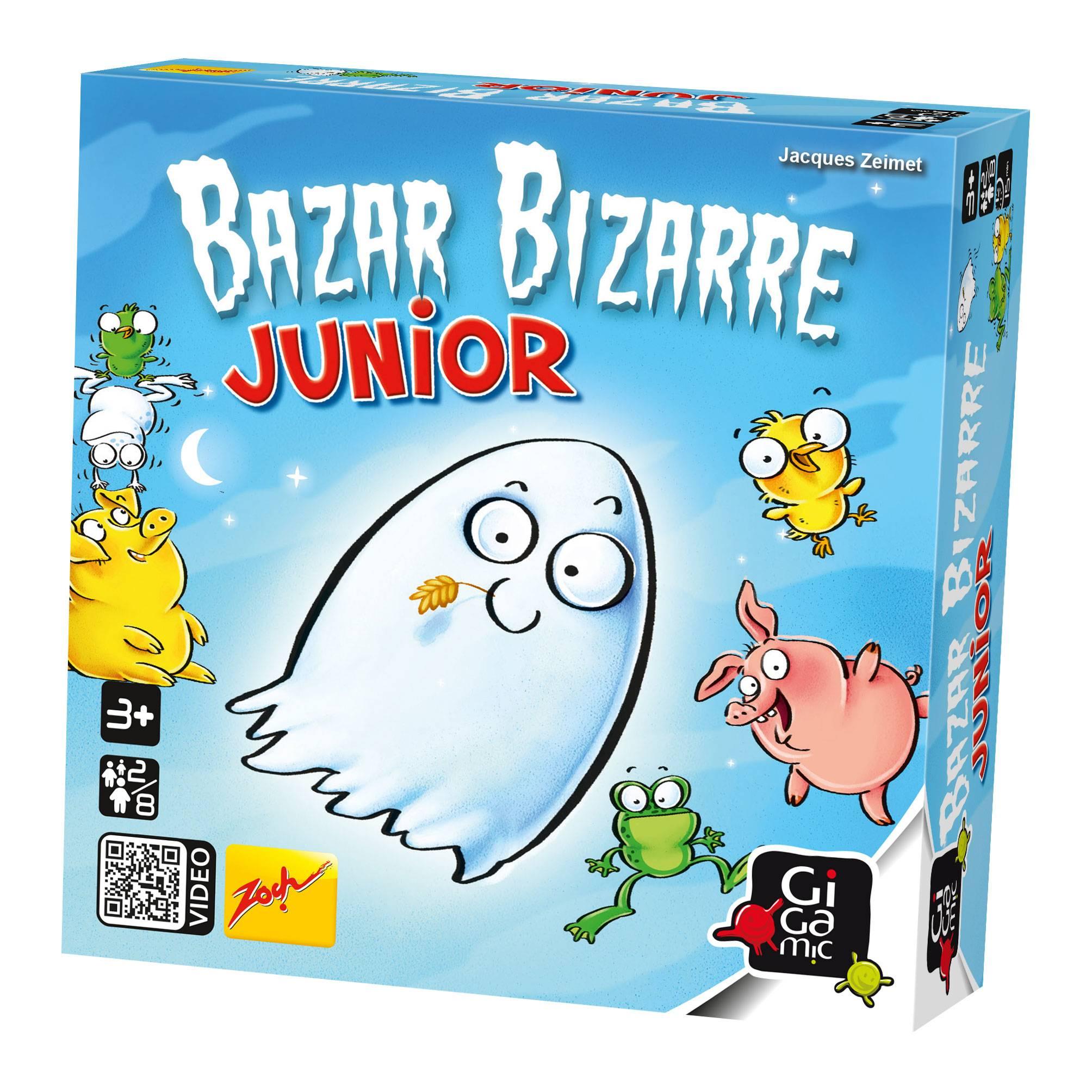 Test - Bazar Bizarre Junior – Plateau Marmots pour Jeux Video 5 Ans