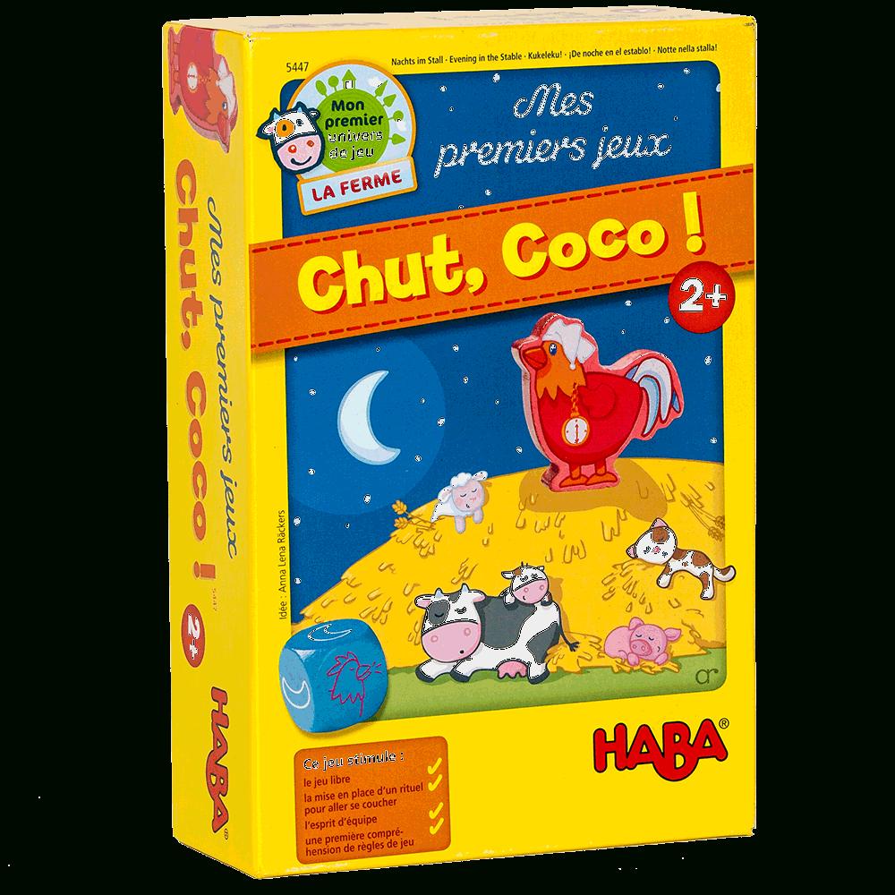 Test - Chut Coco ! (Attention Au Cocorico) – Plateau Marmots destiné Jeux Pour Tout Petit