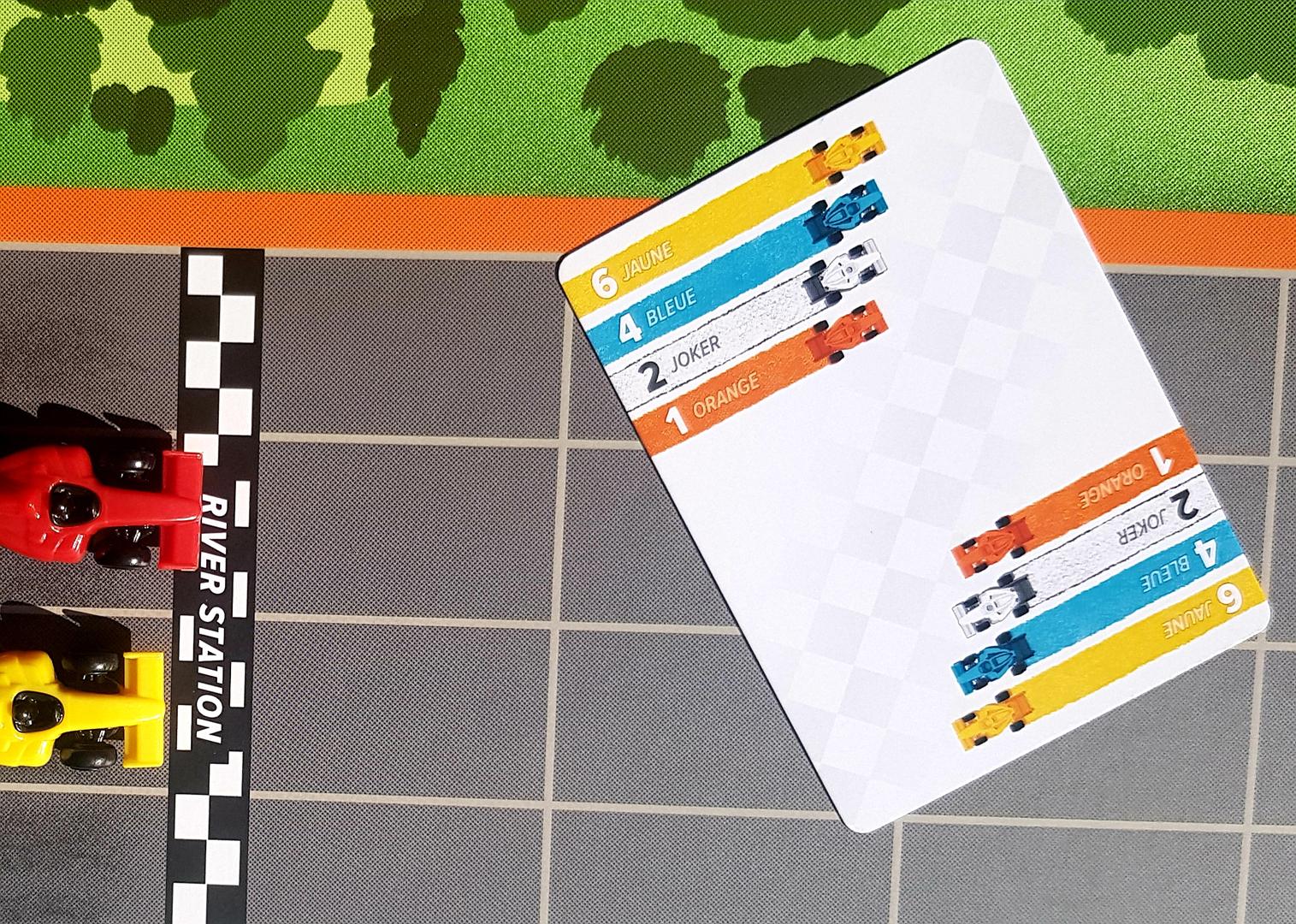 Test - Downforce – Plateau Marmots pour Jeux De Voiture Jaune