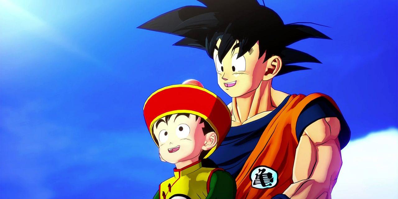 Test - Dragon Ball Z Kakarot : Vis Ma Vie De Super-Guerrier concernant Dessin Animé De Dragon Ball Z