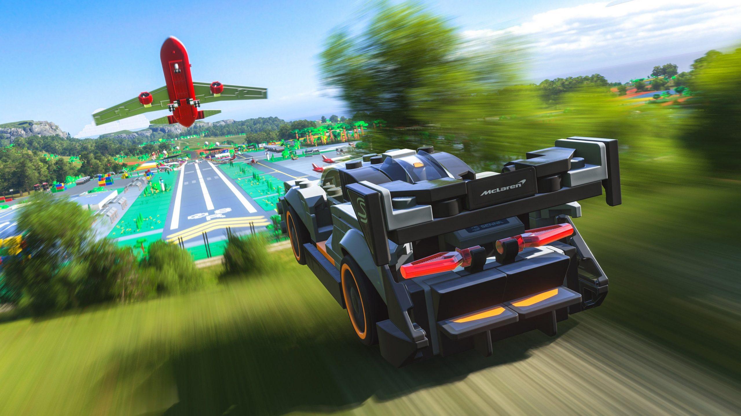 Test] : Forza Horizon 4: Lego Speed Champions – Une serapportantà Casse Brique En Ligne