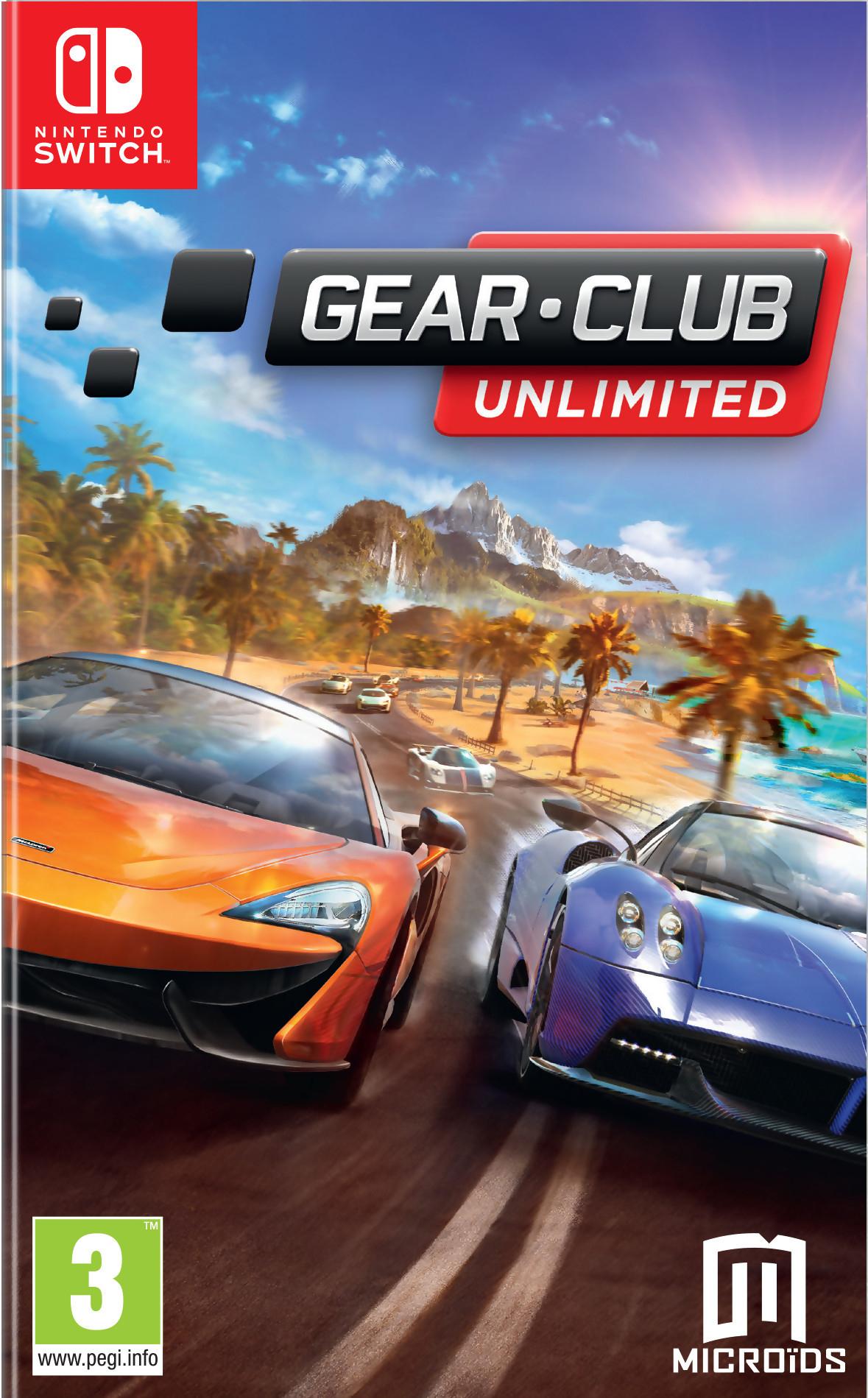 Test Gear.club Unlimited : Le Plus Mauvais Jeu De Course De destiné Jeux De Course En Voiture