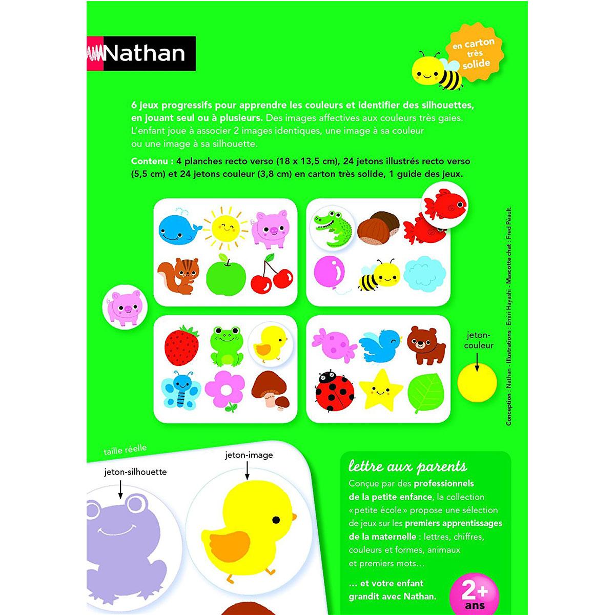 Test : Nathan 31042, Un Jeu Scientifique Et Éducatif tout Jeu Educatif Maternelle