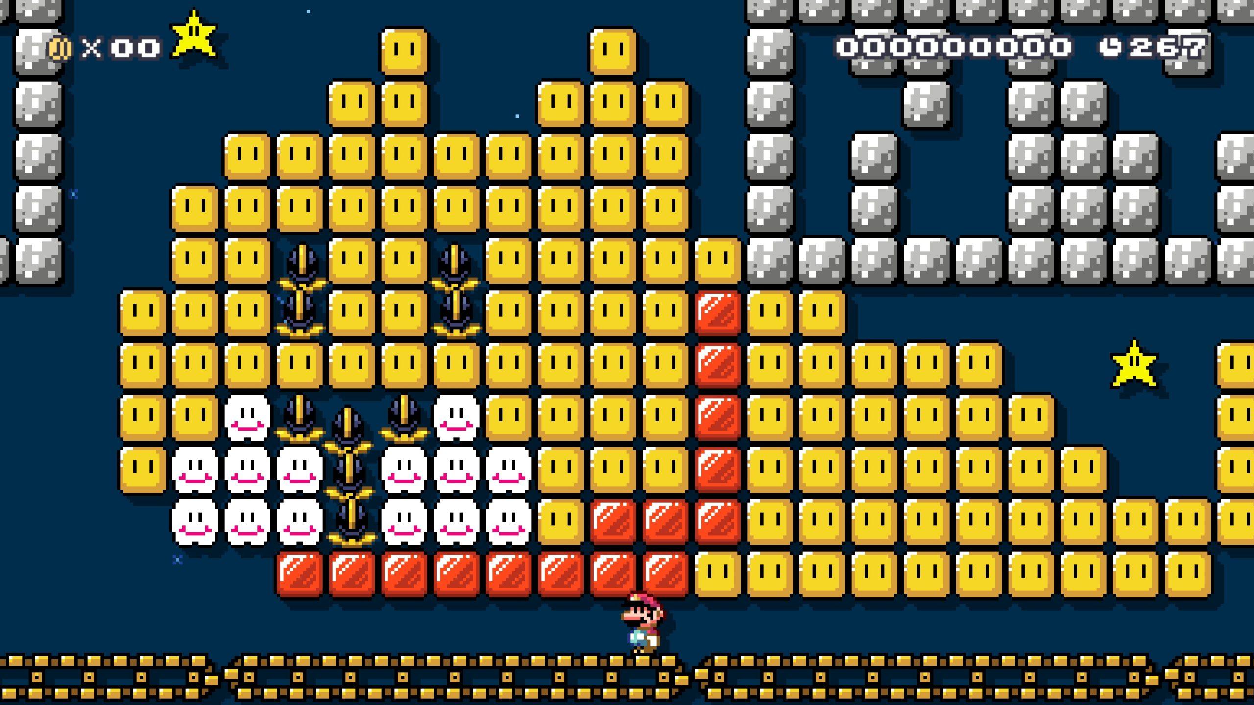 Test Super Mario Maker 2 : Une Suite Qui Casse Des Briques ? dedans Jeux De Casse Brique Gratuit En Ligne
