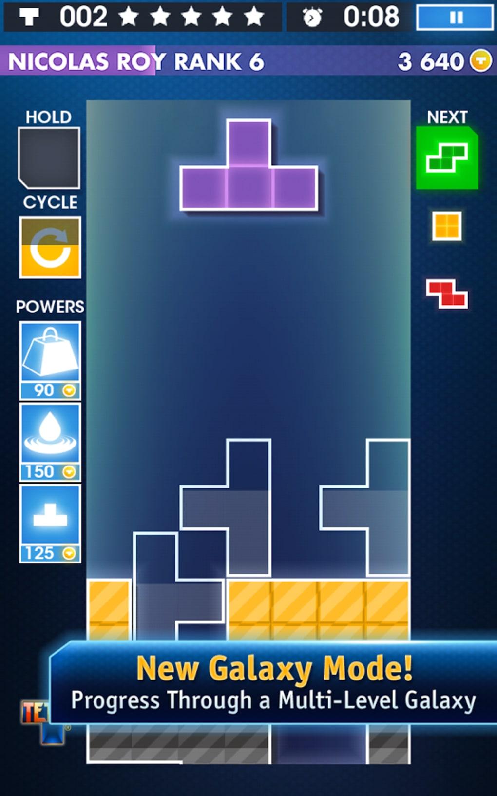 Tetris Apk Pour Android - Télécharger destiné Jeu De Brique Gratuit